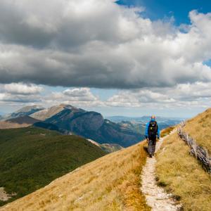 trekking ed escursioni agriturismo santa croce