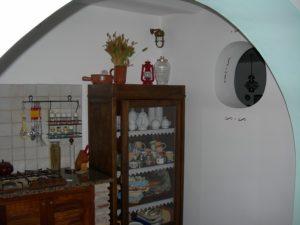 sala comune agriturismo Santa Croce