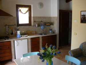 Appartamento Agriturismo Santa Croce camere Umbria