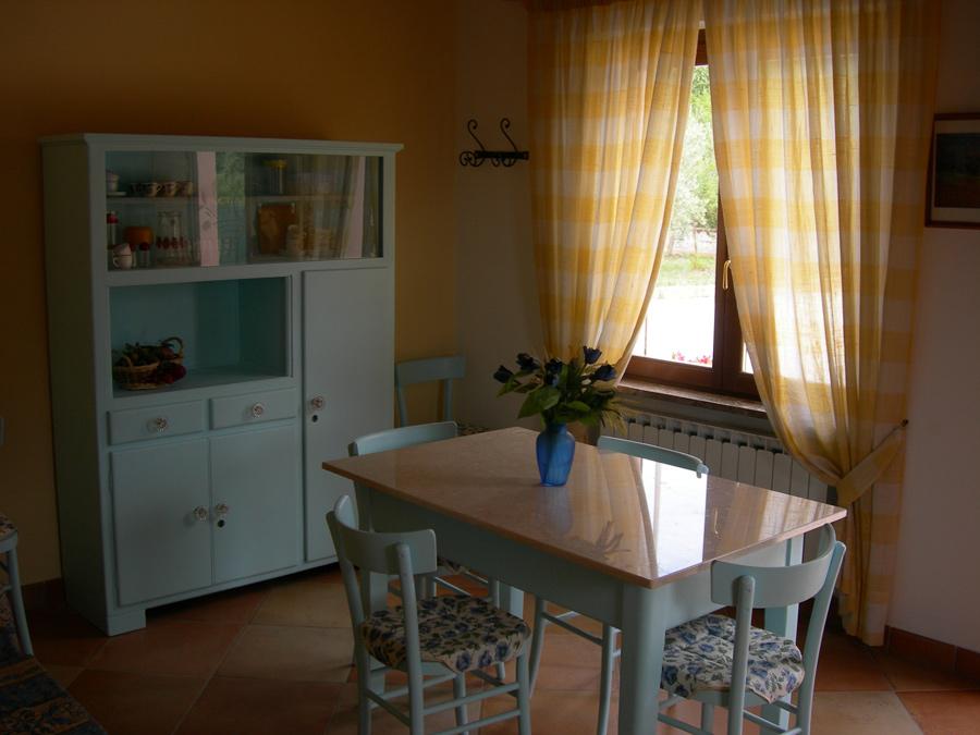 Appartamento gubbio Agriturismo Santa Croce camere