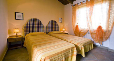 camere agriturismo Santa Croce Umbria